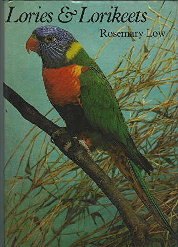 9780442248987: Lories and lorikeets: The brush-tongued parrots