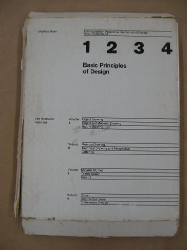 9780442249755: Basic Principles of Design