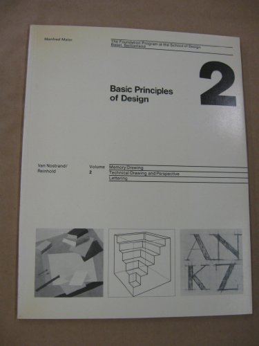 9780442249786: Basic Principles of Design: v. 2