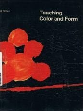 Teaching Color and Form (0442250371) by Tritten, Gottfried
