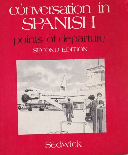 9780442250836: Conversation in Spanish Points of Departure