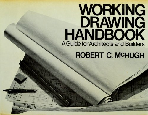 9780442252830: Working Drawing Handbook: A Guide for Architects and Builders