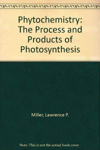 9780442253820: Phytochemistry: The Process and Products of Photosynthesis v. 1