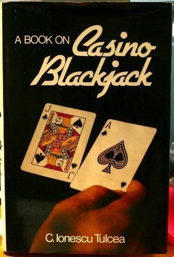 9780442254117: A book on casino blackjack