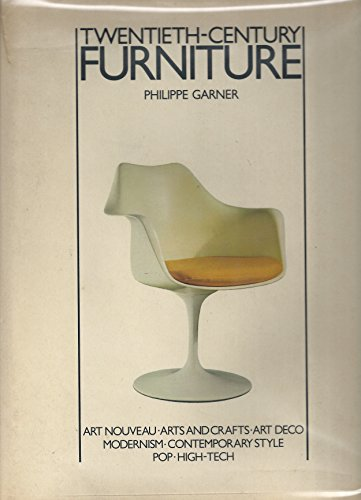 Twentieth-Century Furniture: Garner, Philippe