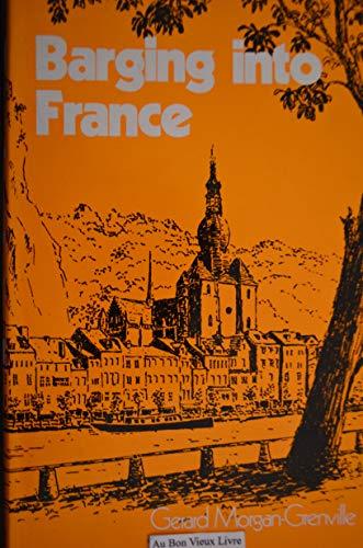 9780442255121: Barging into France