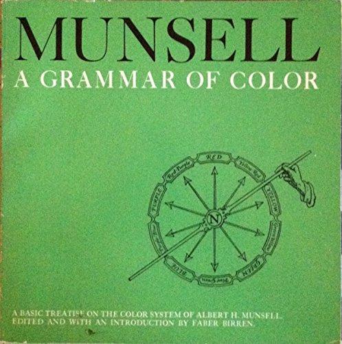 9780442255763: Grammar of Colour
