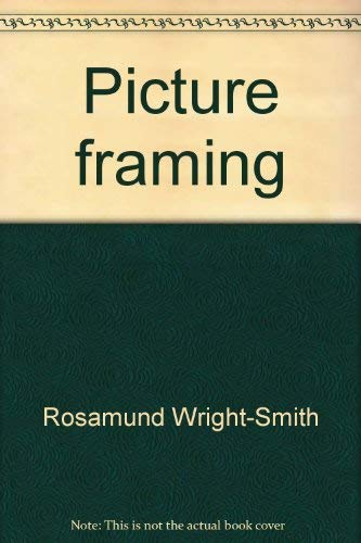 9780442256722: Picture framing