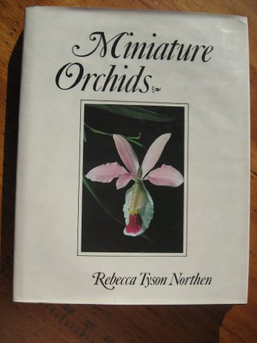 9780442257767: Miniature Orchids