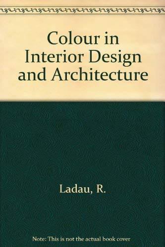 9780442258306: Color in Interior Design and Architecture