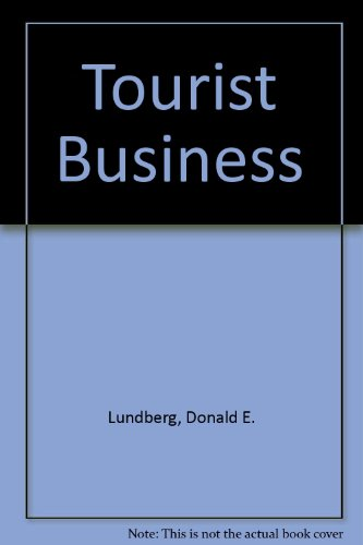 9780442259556: Tourist Business