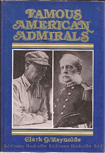 Famous American Admirals (A Norback book)
