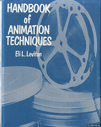 9780442261153: Handbook of Animation Techniques