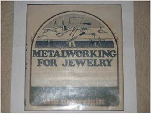 9780442261436: Metalworking for Jewellery
