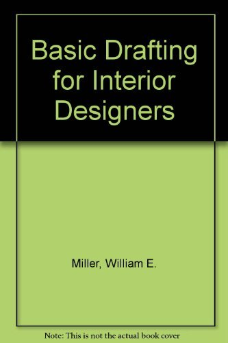 9780442261771: Basic Drafting for Interior Designers