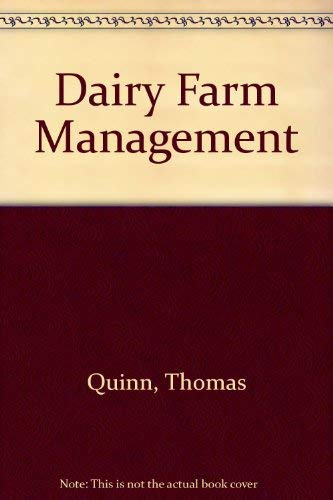 Dairy Farm Management: Quinn, Thomas