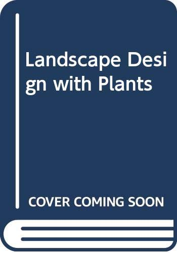 9780442261979: Title: Landscape Design with Plants