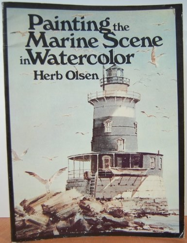 9780442261986: Painting the Marine Scene in Watercolour