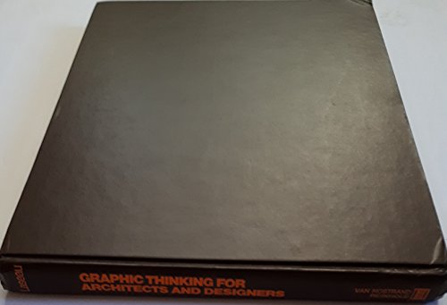 9780442262471: Graphic Thinking for Architects and Designers