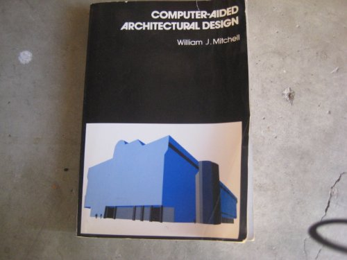 9780442262488: Computer-Aided Architectural Design