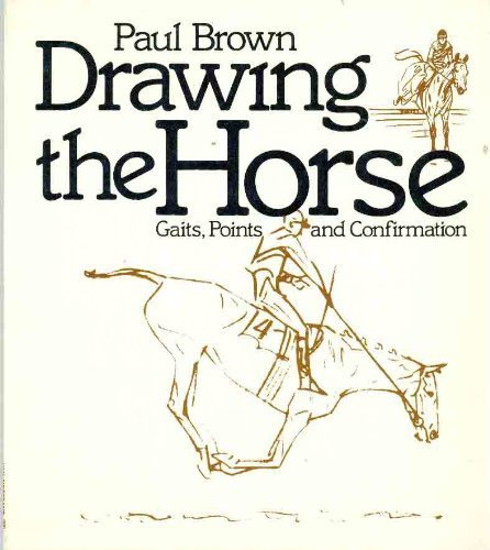 9780442263171: Drawing the horse: Gaits, points, and confirmation