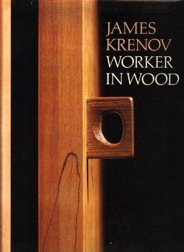 9780442263362: James Krenov, Worker in Wood