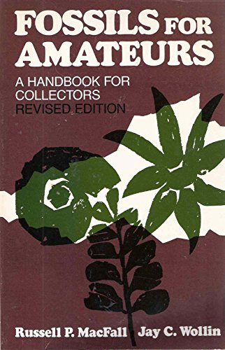 9780442263508: Fossils for Amateurs: A Guide to Collecting and Preparing Invertebrate Fossils