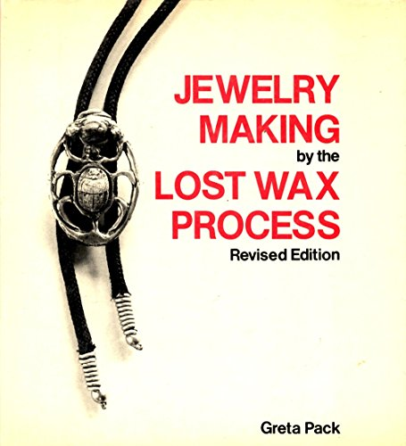 Jewelry Making 9780442263874 96 pages including 2 appendices, glossary and index, how to carve wax, make a mold around the carving, remove the wax, use mold for a metal casting and remove the final metal casting by destroying the mold, decorative and finishing processes and 19 detailed projects to practice on, lots of bw illustrations