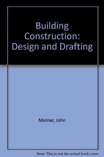 9780442264383: Building Construction Drafting and Design