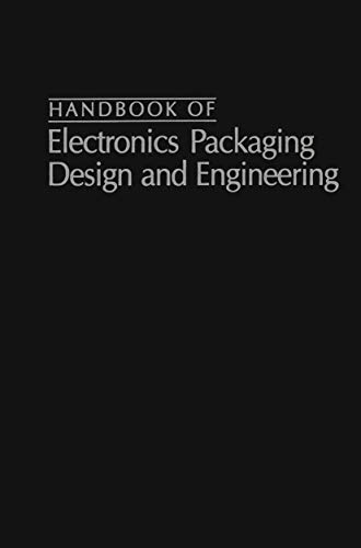 9780442265021: Handbook Of Electronics Packaging Design and Engineering