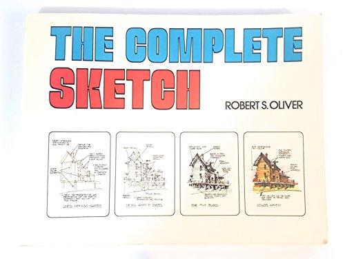 9780442266851: Complete Sketch
