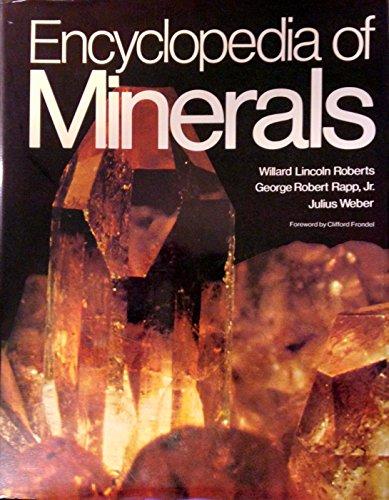 9780442268206: Encyclopedia of Minerals
