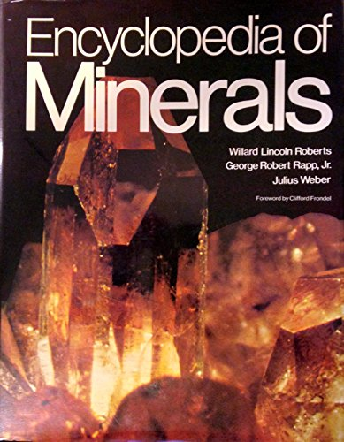 9780442268206: ENCYCLOPEDIA OF MINERALS