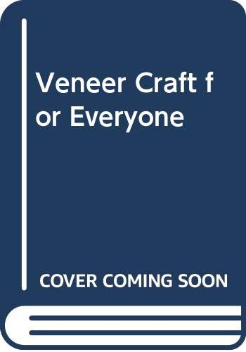 9780442268282: Veneer Craft for Everyone