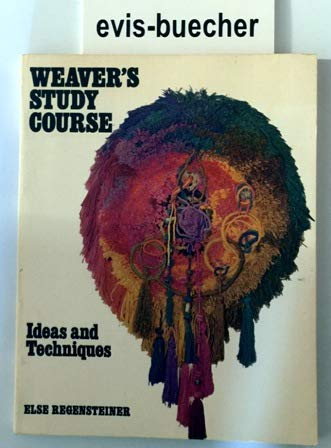 9780442268695: Weaver's Study Course: Ideas and Techniques