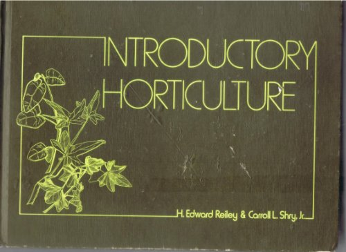 9780442269463: Introductory Horticulture