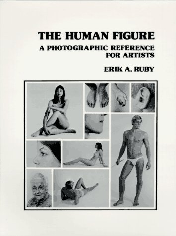 9780442271480: The Human Figure: A Photographical Reference for Artists