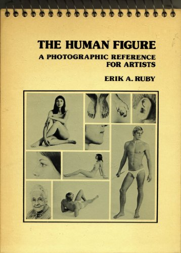 9780442271602: Human Figure: A Photographic Reference for Artists