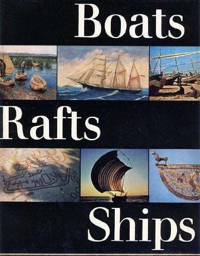 9780442271862: Boats-rafts-ships