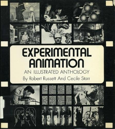 Experimental Animation: An Illustrated Anthology: Russett, Robert