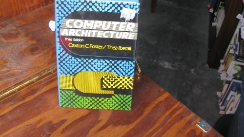 9780442272197: Computer Architecture (Computer Science Series)