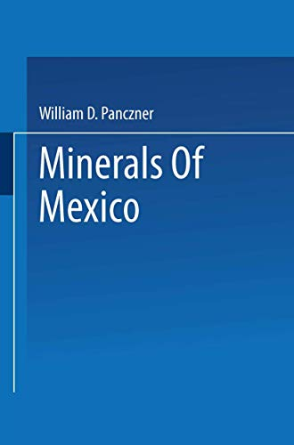 9780442272852: Minerals of Mexico