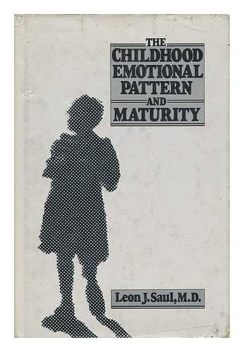 9780442273569: Childhood Emotional Pattern and Maturity