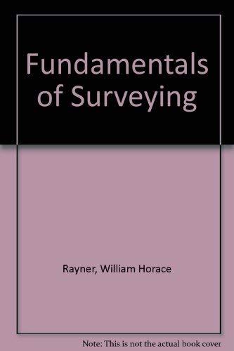 9780442273972: Fundamentals of Surveying