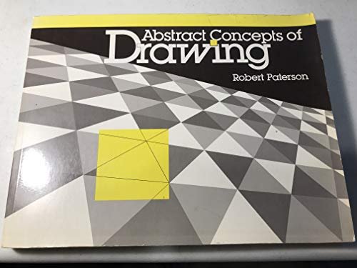 Abstract Concepts of Drawing: Paterson, Robert