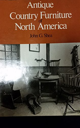 9780442275440: Antique country furniture of North America