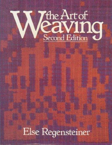 9780442275716: Art of Weaving