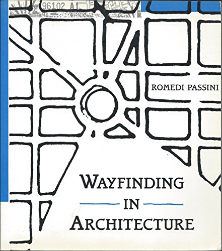 9780442275907: 4: Wayfinding in Architecture (Environmental design series)
