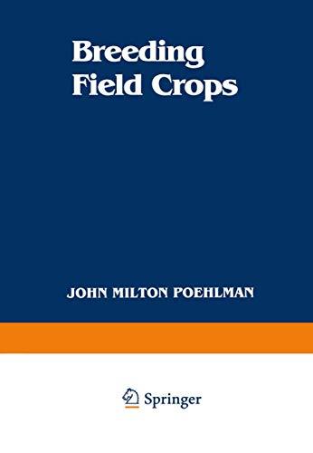 9780442276041: Breeding Field Crops