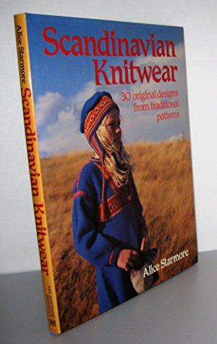 9780442278359: Scandinavian Knitwear: 30 original designs from traditional patterns